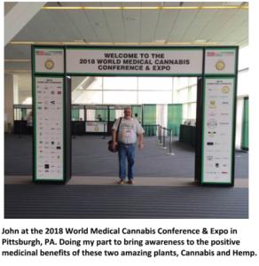 Juanadomain at World Medical Cannabis Conference & Expo